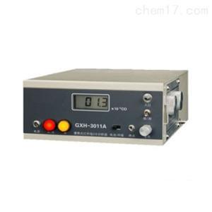 GXH-3010/3011AE型 内置泵吸式CO气体分析仪气体测定仪