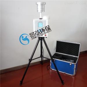JH-2024 恒流恒温大气采样器配备防倒吸干燥瓶