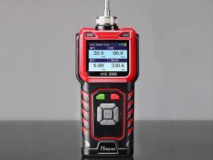 HYE2000 泵吸式气体检测仪