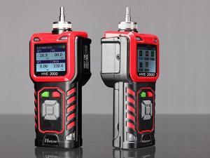 泵吸式便攜二甲苯氣體檢測報警儀