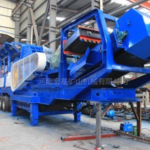 大型石料廠生產線,日產1000噸石子加工類型