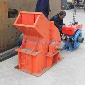 小型破碎机,天水日产200吨锤式制砂机参数