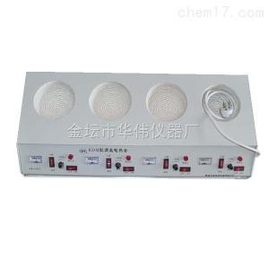 长期供应KDM-A-500ml四联数显恒温电热套