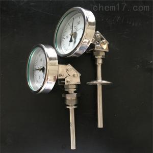 万向型双金属温度计产品介绍