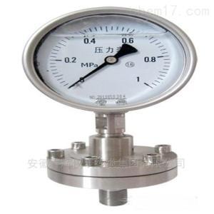隔膜压力表YTN-100ML厂家直销