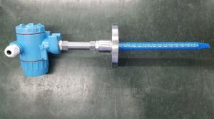 WZPB-74S 一体化防爆温度变送器表头法兰热电阻