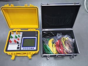 彩屏有源容量特性参数测量仪