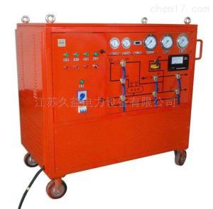 电力SF6气体回收充放装置