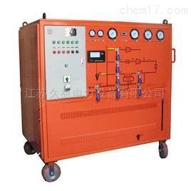 高質量氣體回收真空充氣裝置