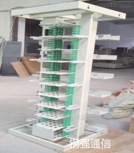 钢强 576芯ODF光纤配线架 开放式ODF配线柜