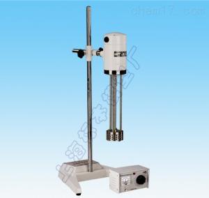 生物化学电动搅拌器JRJ300-I剪切乳化搅拌机