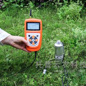 TZS-ECW-G土壤三参数测定仪 水分速测仪