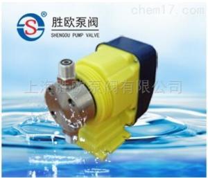 SJD 电磁隔膜计量泵