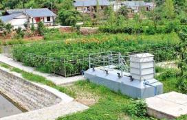 河南省农村一体化污水处理设备RL-WSZ-AAO