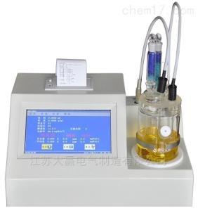 微量水分测定仪厂家价格