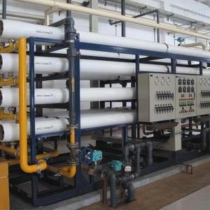 锅炉补给化学水处理设备