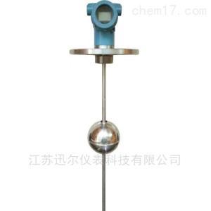 頂裝式浮球液位計