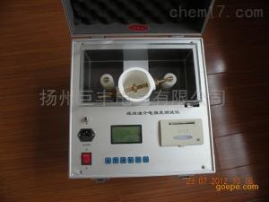 便攜式絕緣油介電強度測試儀