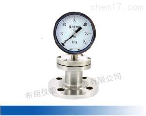 YP-100/150膜片压力表
