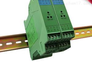 检测端开关量隔离安全栅一进一出继电器输出