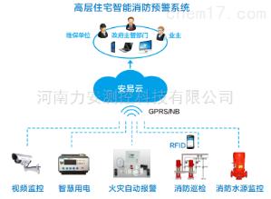 智慧消防物联网 智慧消防安全服务云平台系统方案
