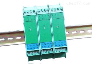 开关量输入继电器输出隔离栅一进一出二进二