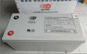 OT150-12 奥特多蓄电池12V150AH通信设备电源